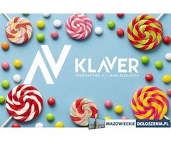 Praca od zaraz w Holandii, pakowanie cukierków, mleka w proszku i kosmetyków