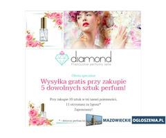 Francuskie Perfumy Lane  Diamond